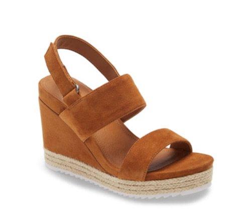 Nordstrom - Carlson Jillien Wedge Sandal