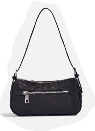 topshop pia nylon shoulder bag