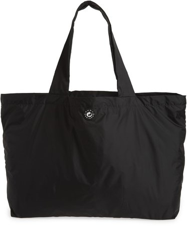 Recycled Nylon Shopper Tote
