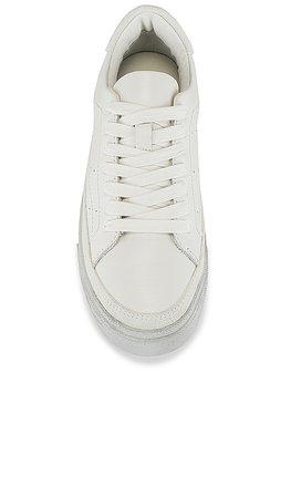 ALLSAINTS Trish Sneaker in Chalk White | REVOLVE