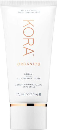 Kora Organics KORA Organics - Gradual Self-Tanning Lotion