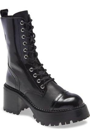 Jeffrey Campbell Locust Combat Boot (Women) | Nordstrom