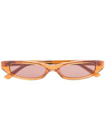 Dmybydmy Reese Slim cat-eye Sunglasses - Farfetch