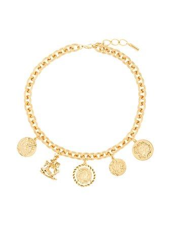 Jennifer Behr Romulus Short Necklace - Farfetch