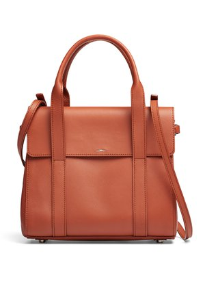 Burbon Small Soft Satchel by Shinola for $90   Rent the Runway