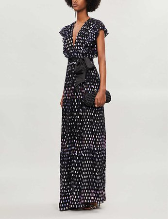 TEMPERLEY LONDON - Wendy sequin dress | Selfridges.com