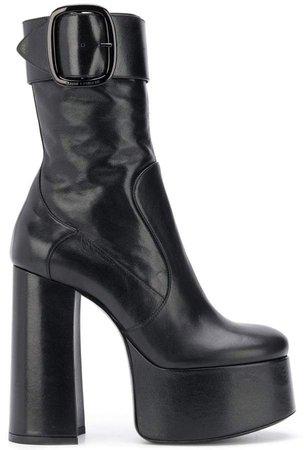 Billy platform boots