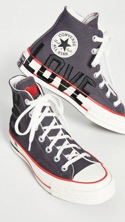 Chuck 70 Hi Top Sneakers