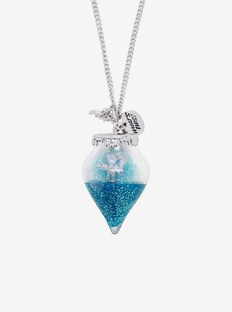 The Nightmare Before Christmas What's This Orb Charm Necklace