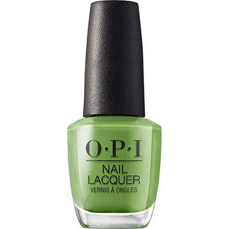 Amazon.com: OPI Nail Lacquer, Suzi - The First Lady of Nails, Green Nail Polish, Washington DC Collection, 0.5 fl oz : OPI: Beauty & Personal Care