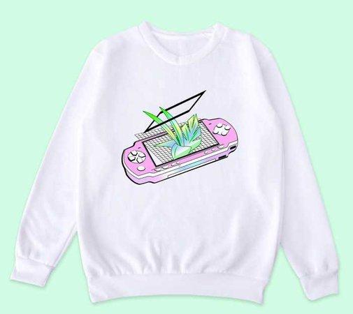 vaporwave sweatshirt