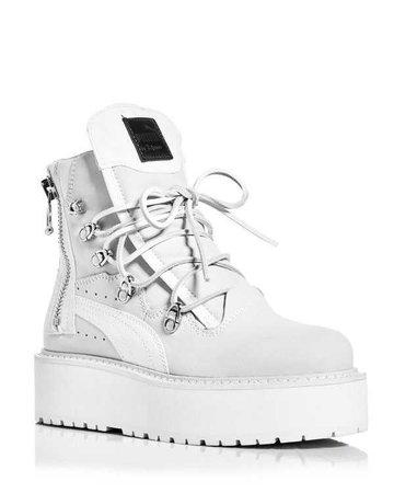 Puma x Rihanna Fenty Sneaker Boots
