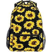 black sunflower backpack - Google Search