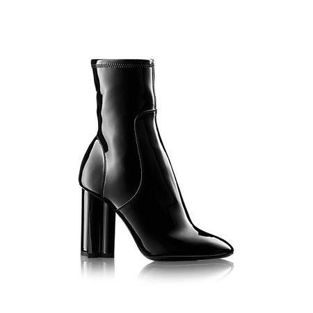 louis vuitton black silhouette ankle boot - Pesquisa Google