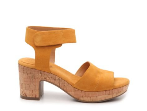 Crown Vintage Sewnja Platform Sandal | Sole Society Shoes, Bags and Accessories brown