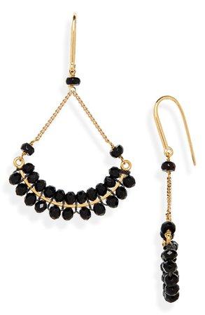 Isabel Marant Beaded Chandelier Earrings | Nordstrom