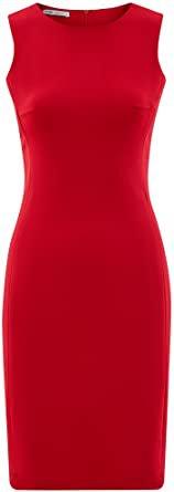 Women's Zippered Bodycon Dress