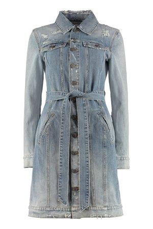 Givenchy Denim Dress