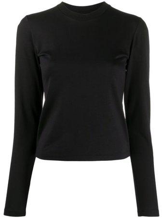 Styland long-sleeved Cotton T-shirt - Farfetch