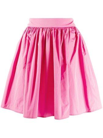 MSGM Flared Mini Skirt