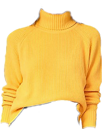 jumper yellow