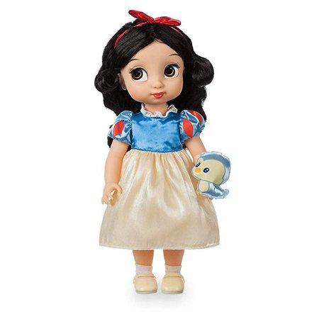 AmazonSmile: Disney Animators' Collection Snow White Doll with Bluebird - 16'': Toys & Games