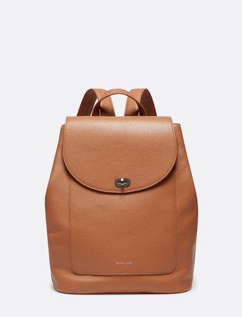 Leather Backpack – Draper James