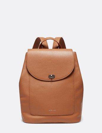 Leather Backpack – Draper James