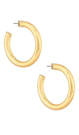 Five and Two Jill Earring in Gold | REVOLVE