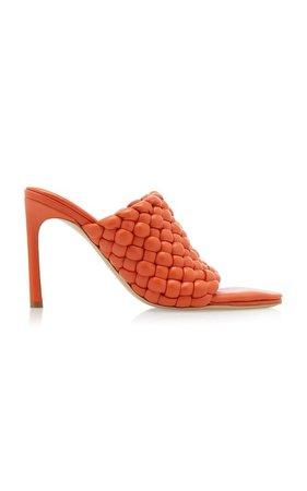 Curve Sandals by Bottega Veneta | Moda Operandi