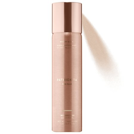 Major Glow Highlighting Mist | We need her