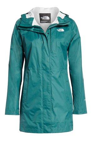 The North Face Venture Weatherproof Rain Jacket (Nordstrom Exclusive Colors) green