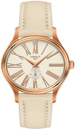 Bella Ora Leather Strap Watch, 31mm