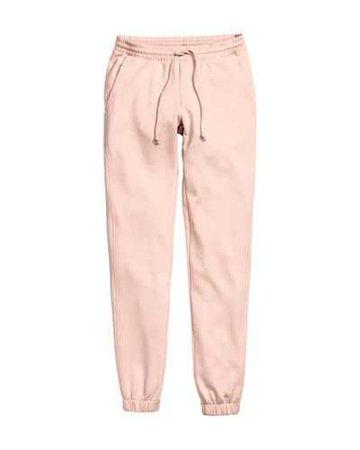 Powder Pink Sweatpants
