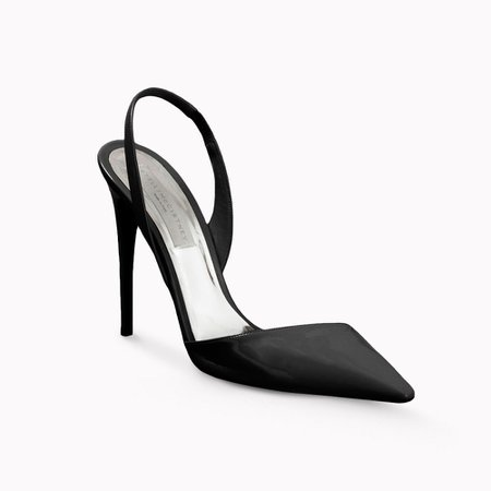 stella mccartney black heels sandals - Google Search