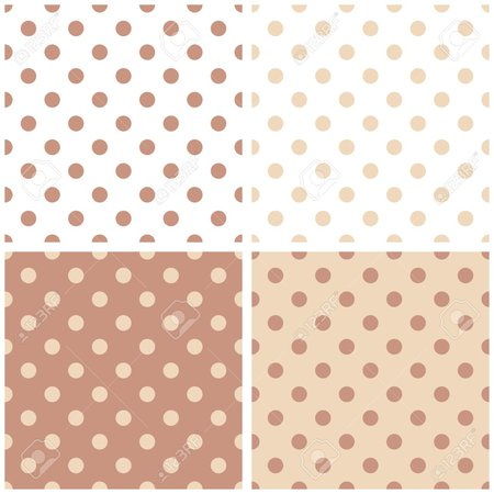 brown polka dots - Google Search