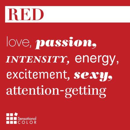 Red describe