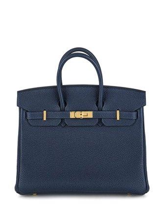 Hermès pre-owned Togo Birkin tote - FARFETCH