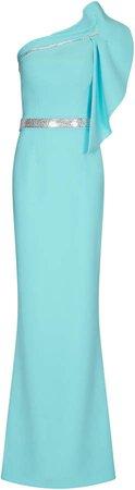 Safiyaa Benita Long Dress Size: 34