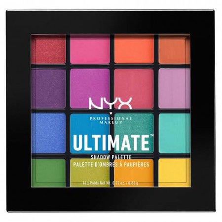 rainbow makeup pallette - Google Search