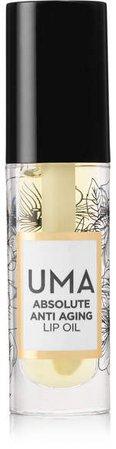 UMA Oils - Absolute Anti Aging Lip Oil, 15ml - Colorless