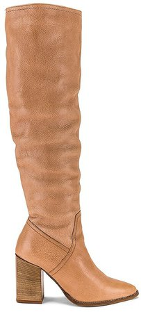 Riley Tall Slouch Boot