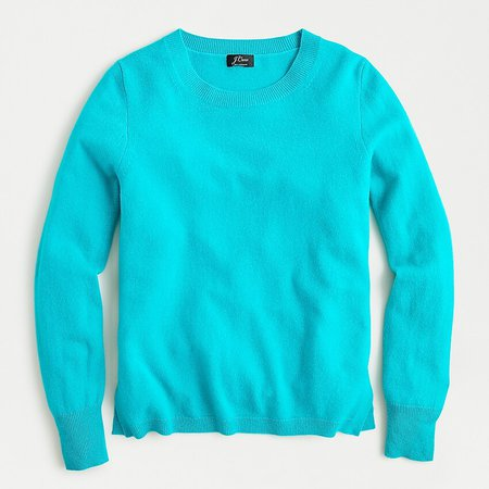 J.Crew: Long-sleeve Everyday Cashmere Crewneck Sweater