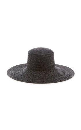 Wide-Brim Straw Hat by Clyde | Moda Operandi