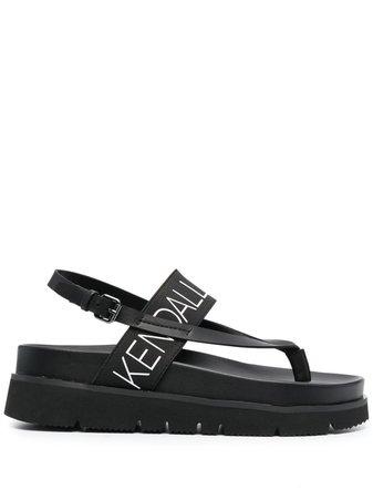 Kendall+Kylie Lian flat sandals - FARFETCH