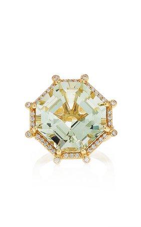 Goshwara Gossip' Emerald Cut