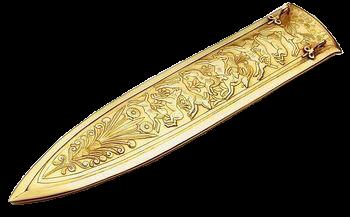 gold png filler