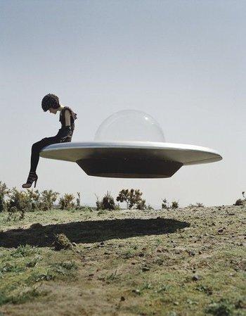 ufo scifi alien space