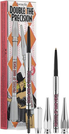 Double the Precision Ultra-Fine Brow Defining Pencil Duo