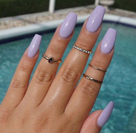 Google Image Result for https://newexpressionnails.com/wp-content/uploads/parser/light-purple-coffin-acrylic-nails-1.jpg